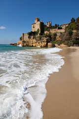 Beach of Tamarit