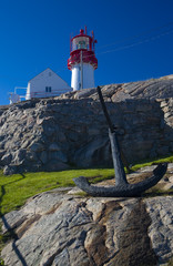lighthouse, Lindesnes, Norway
