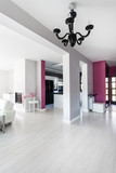 Fototapety Vibrant cottage - interior