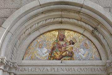 Lunetta del Santuario di Castelmonte, Friuli
