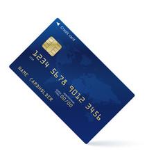 クレジットカードのイラスト素材