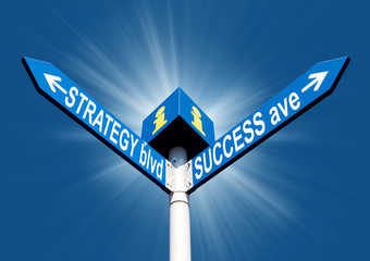 Strategy blvd and success ave