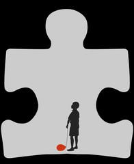 Autism cave