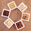 assortment of dried fruit