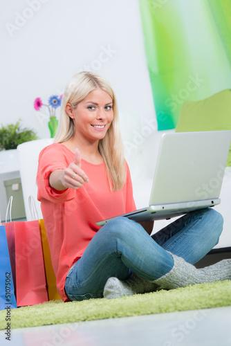 erfolgreicher interneteinkauf
