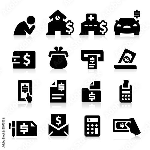 Bill Icons
