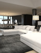 Modern living room interior   Design Loft
