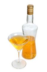 Bottle cocktail