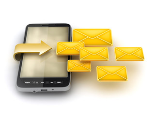 Mobile technology - Short Message Service (SMS)