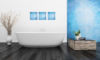 Interior of Luxurious Design Bath Room