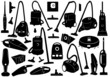 Set of different vacuum cleaners - 51078428