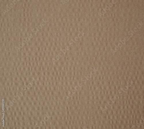 Cartone da imballo come sfondo