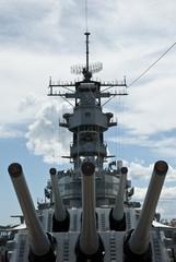 War uss missuri boat