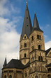 canvas print picture - Bonner Münster