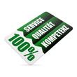 karte v3 100% service qualitaet kompetenz II