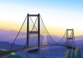 Birinci  boğaz  köprüsü