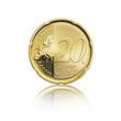20 cent, Euro