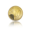 10 cent, Euro
