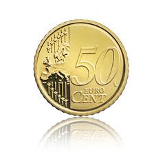 50 cent, Euro
