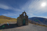 Stone church in North-west Argentina