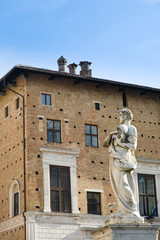 Historic center, Urbino
