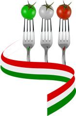 Pomodorini nasro Italia