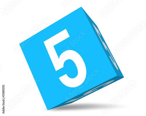 chiffre 5