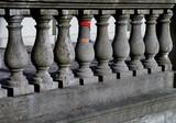 Brückenballustrade