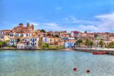 Galaxidi town, Greece - 51091289