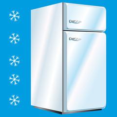 frigo, glacière, réfrigérateur, froid, fraîcheur, glaçon