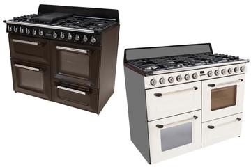 modern stove
