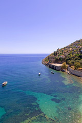 Alanya Castle. Turkey