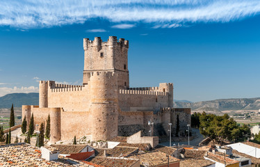 Atalaya Castle, Villana, Spain