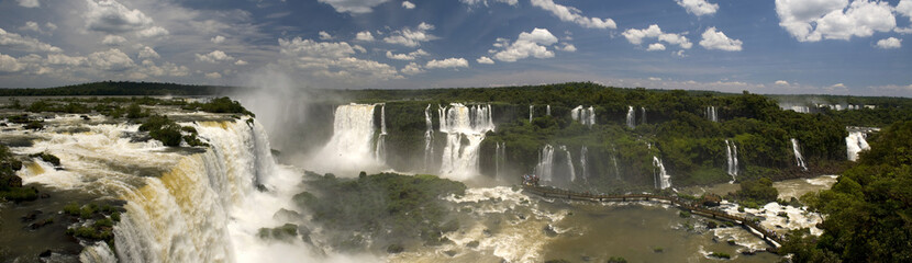 Iguazu Falls, Brasil side