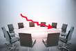 Falling earnings report