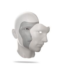 Human mask