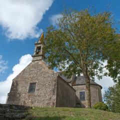 Old Britton church