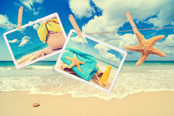 Summer Postcards