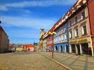Marktplatz zu Eger
