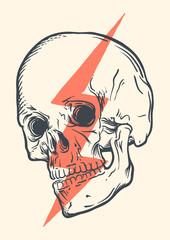 Conceptual skull