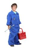 boy mechanic