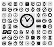 clocks icon - 51111233