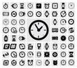 clocks icon