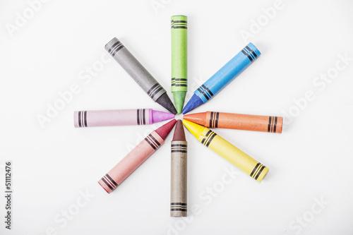 pastelli crayon