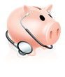 Stethoscope piggy bank