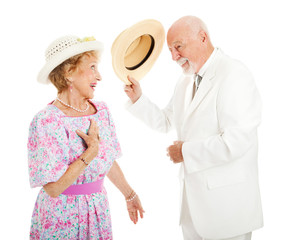 Southern Chivalry - Senior Couple