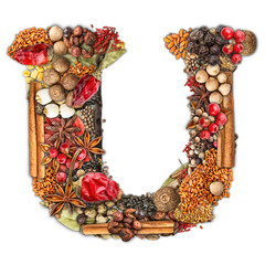 Spices letter