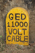 GED Volt cable written