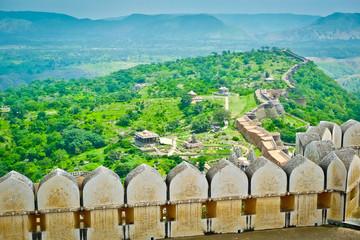 Kumbhalgarh Fort View