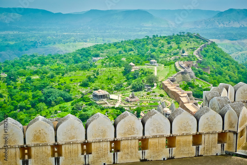Kumbhalgarh Fort View